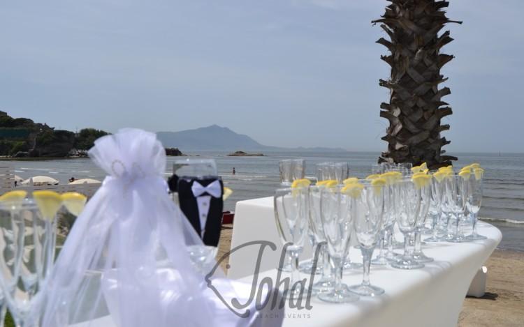 matrimoni in spiaggia napoli