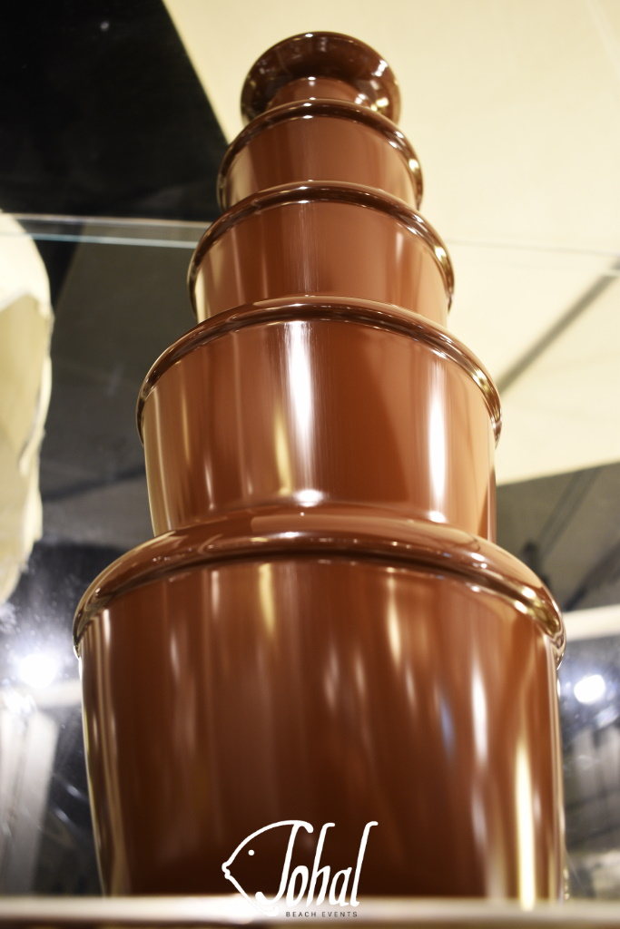 fontane di cioccolato