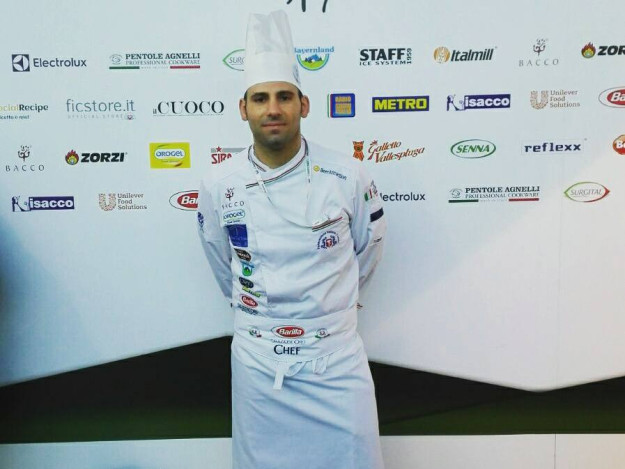 chef lino varriale