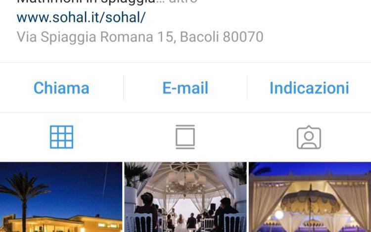 siamo su instagram