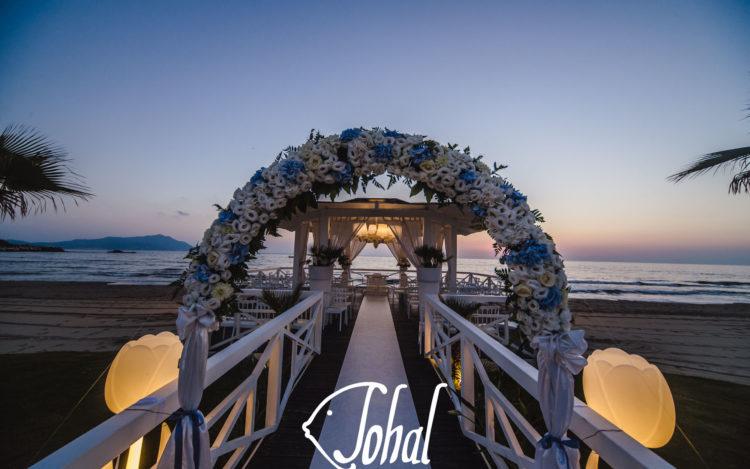 matrimonio in spiaggia in aprile