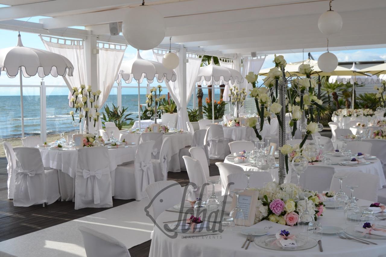 Matrimonio Sulla Spiaggia Bacoli : Sala ricevimento matrimonio in spiaggia di sohal beach