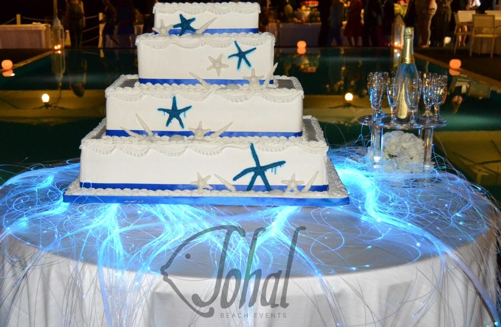 abbastanza Taglio torta nuziale a bordo piscina - Sohal EK55