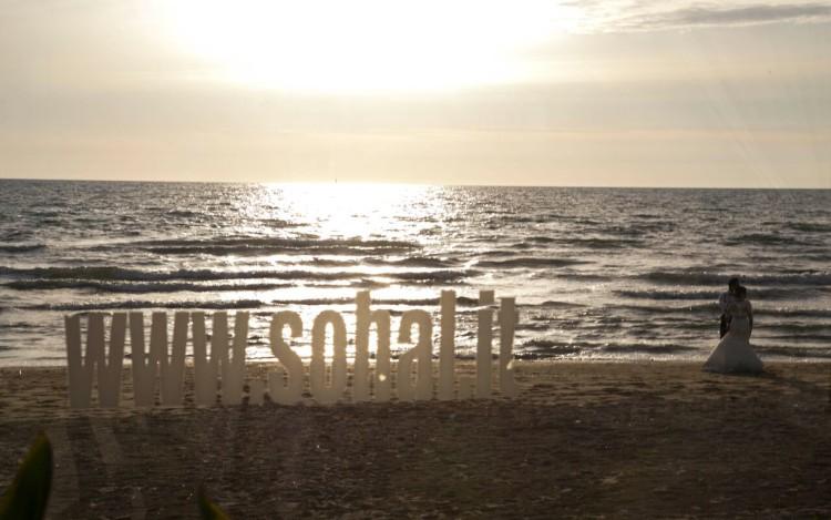Matrimonio Simbolico Sulla Spiaggia : Altare in riva al mare archivi sohal