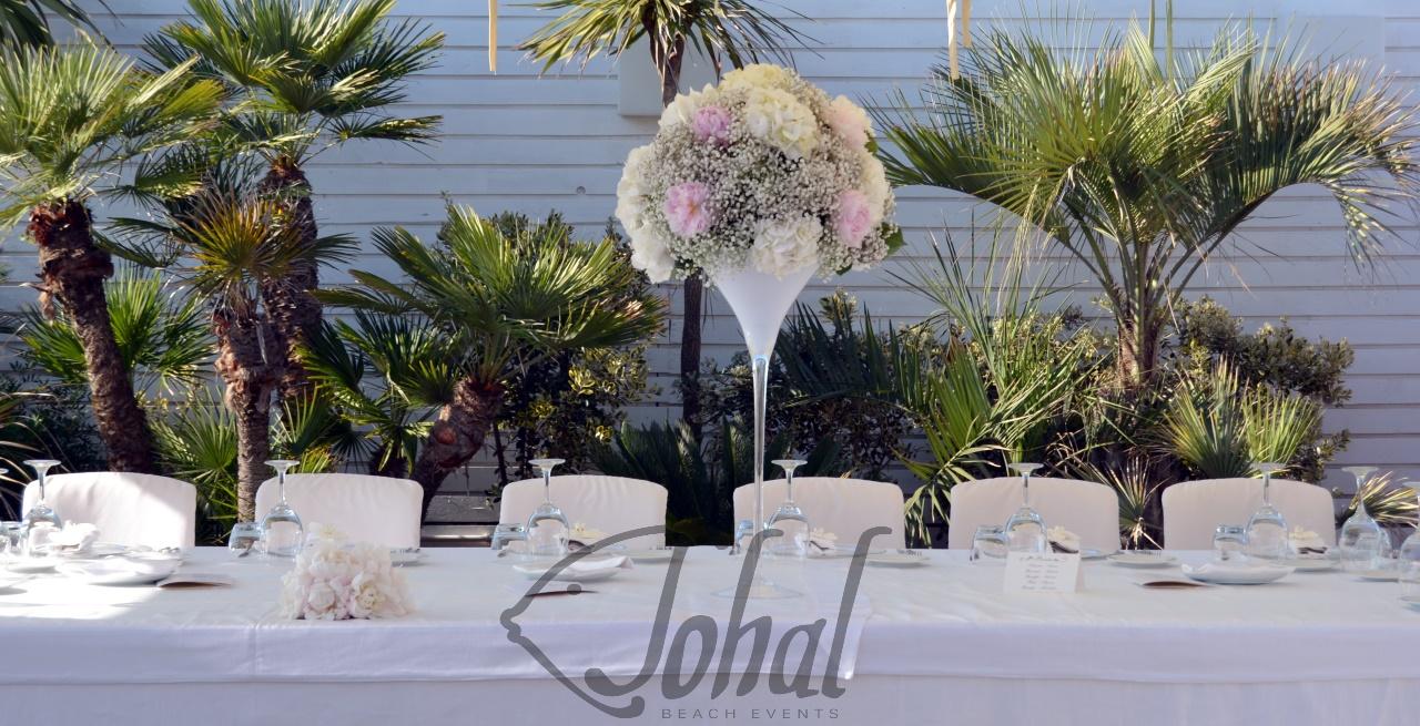 0f67f4f3c63a Tavolo imperiale. L interpretazione di Sohal Beach per un matrimonio ...