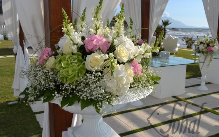 allestimenti floreali al matrimonio
