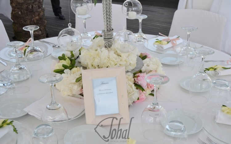 nome dei tavoli al matrimonio