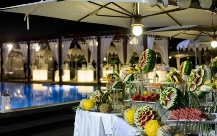 tavolo della frutta