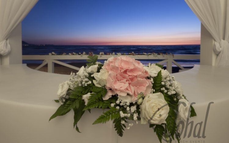 nozze in spiaggia 2017