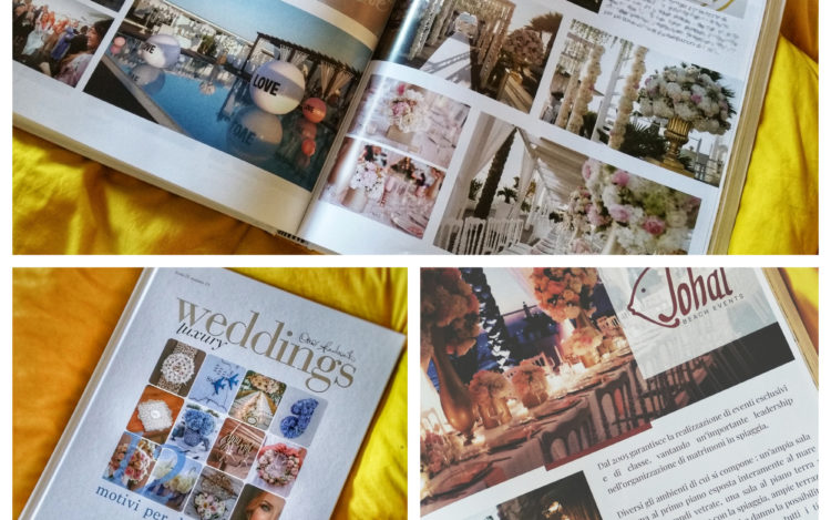 orgogliosi di essere su Weddings Luxury n 13