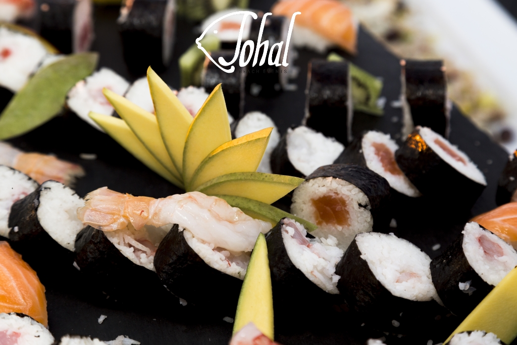 proporre il sushi al matrimonio